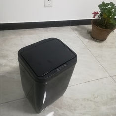 China Hands Free Automatic Garbage Can With Built In Infrared AI Smart Chip Sensor supplier
